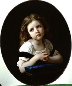 William Adolphe Bouguereau - The Prayer