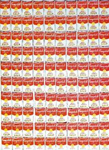 Andy Warhol - 100 Cans