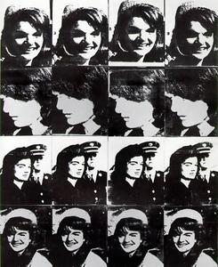 Andy Warhol - Sixteen Jackies