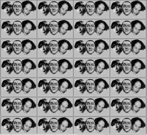 Andy Warhol - Three Stooges