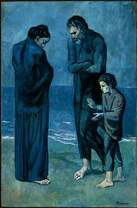 Pablo Picasso - tragedy