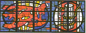 Fernand Leger - The Sacred Heart of audincourt
