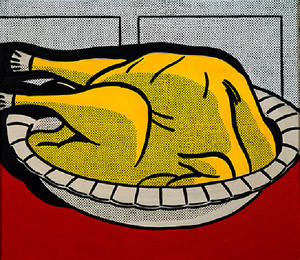 Roy Lichtenstein - Turkey