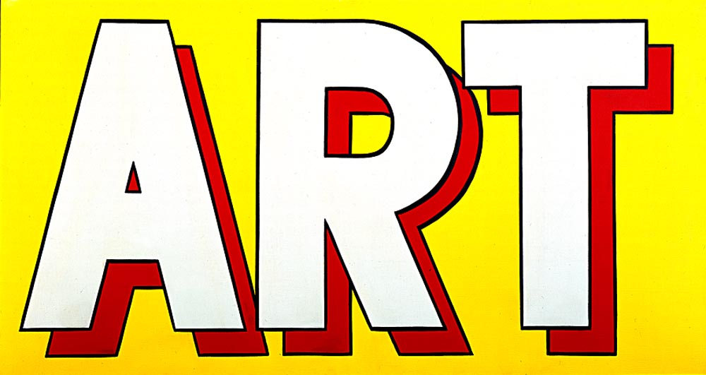 famous painting Art of Roy Lichtenstein