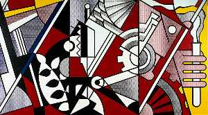 Roy Lichtenstein - Peace Through Chemistry
