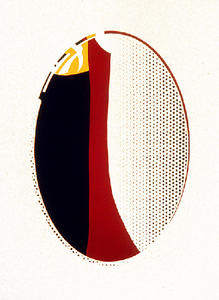 Roy Lichtenstein - Mirror #6