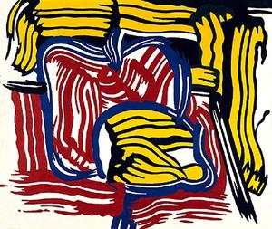 Roy Lichtenstein - Lemon and Apple