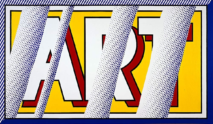 | Reflections Art by Roy Lichtenstein | BuyPopArt.com