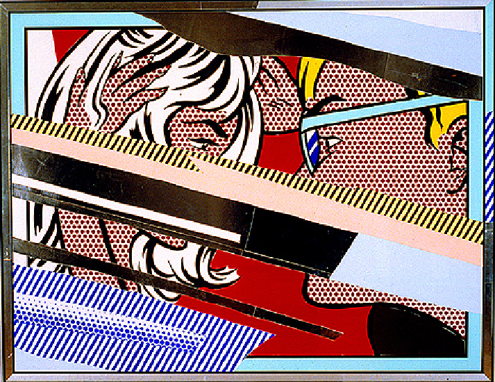 | Reflections on Conversation by Roy Lichtenstein | BuyPopArt.com