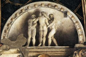 Antonio Allegri Da Correggio - Three Graces