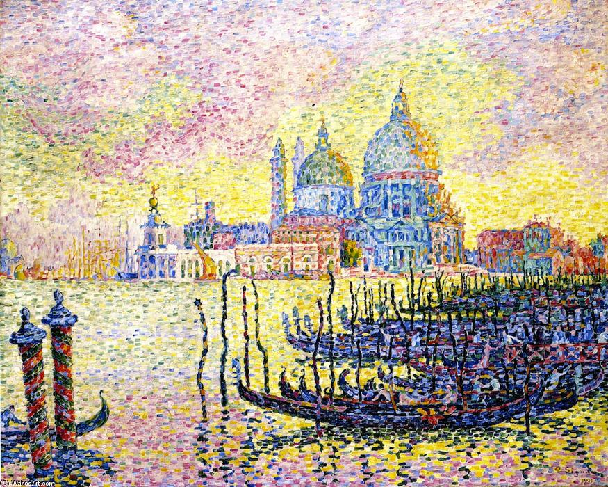 Order Reproductions Pop Art | Grand Canal, Venice by Paul Signac | BuyPopArt.com