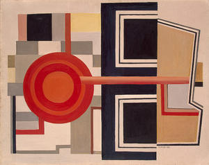Fernand Leger - Composition