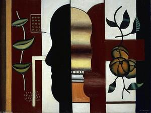 Fernand Leger - Still Life With Profile