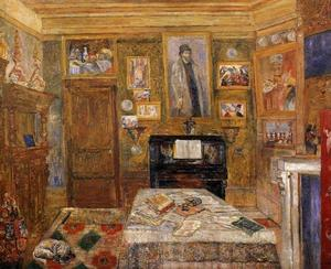 James Ensor - Ma Chambre preferee