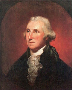 Rembrandt Peale - George Washington 1