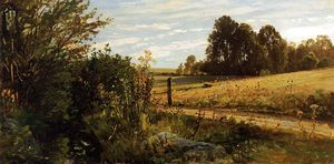 Cornelis Springer - A Country Road