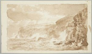 William Trost Richards - Seascape 11
