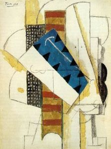 Pablo Picasso - Head of a man 17