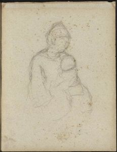 Paul Gauguin - Mother and Child