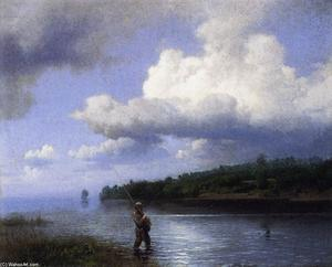 Herman Herzog - Fly Fishing