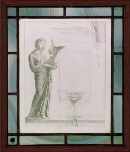 John La Farge - This Was a Spray the Bird Clung To