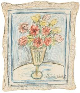 Maurice Utrillo - Bouquet of Flowers 1