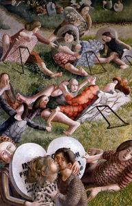 Stanley Spencer - The Resurrection. Reunion 2