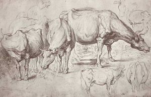 Peter Paul Rubens - Cows