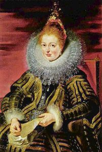 Peter Paul Rubens - Isabella , Regent of the Low Countries
