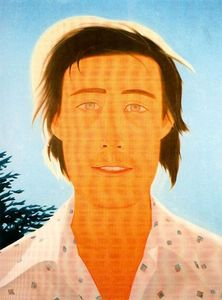 Alex Katz - Jacob