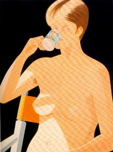 Alex Katz - Morning Nude