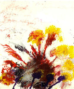 Cy Twombly - Summer Madness