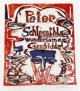 Ernst Ludwig Kirchner - Peter Schlemihl's Remarkable Story