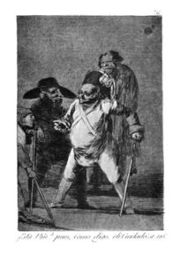 Francisco De Goya - Are you … Well, as I was telling you. Eh! Be careful or...