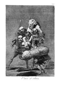 Francisco De Goya - One to anothers