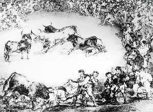 Francisco De Goya - Spanish Entertainment