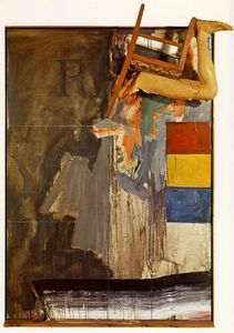 Jasper Johns - Watchman