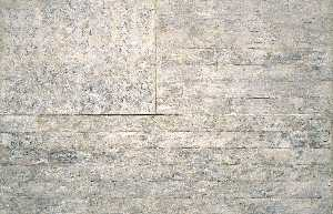 Jasper Johns - White Flag
