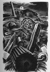 Lynd Ward - Prelude to a Million Years (12)