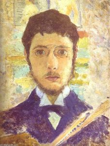 Pierre Bonnard - Self Portrait