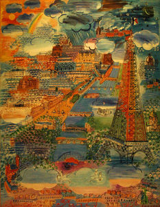 Raoul Dufy - Paris