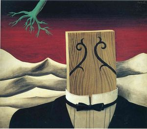 Rene Magritte - The conqueror