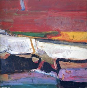 Richard Diebenkorn - Berkeley No. 59