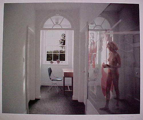 famous painting A mirrorical return of Richard Hamilton