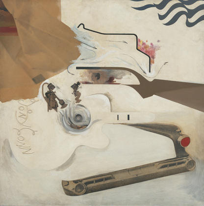 famous painting Glorious Techniculture of Richard Hamilton
