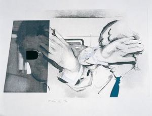Richard Hamilton - Swingeing London 67
