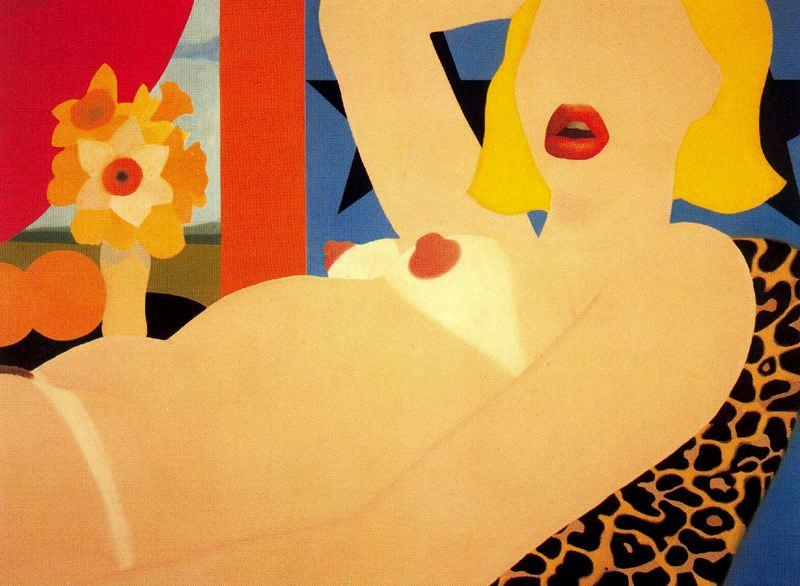 | Great American Nude by Tom Wesselmann | BuyPopArt.com