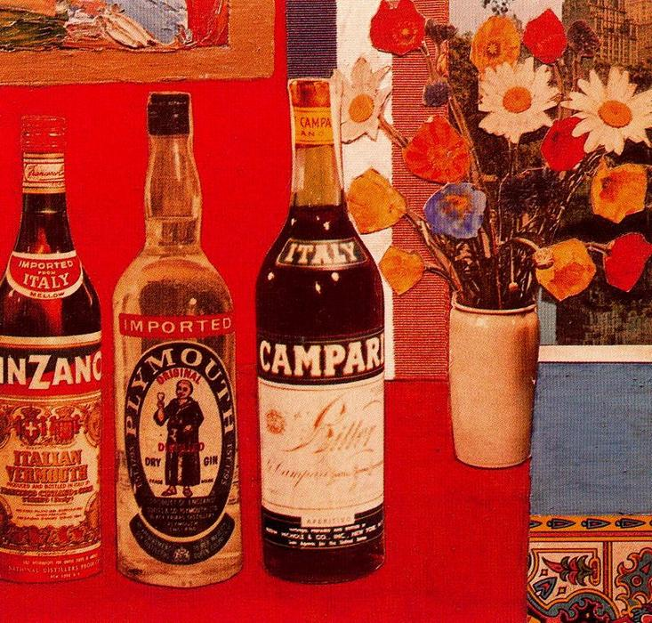 famous painting Small Still Life of Tom Wesselmann