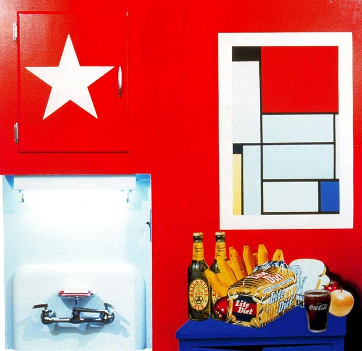 famous painting Still Life of Tom Wesselmann