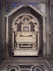 Antonio Rossellino - Tomb of the Cardinal of Portugal